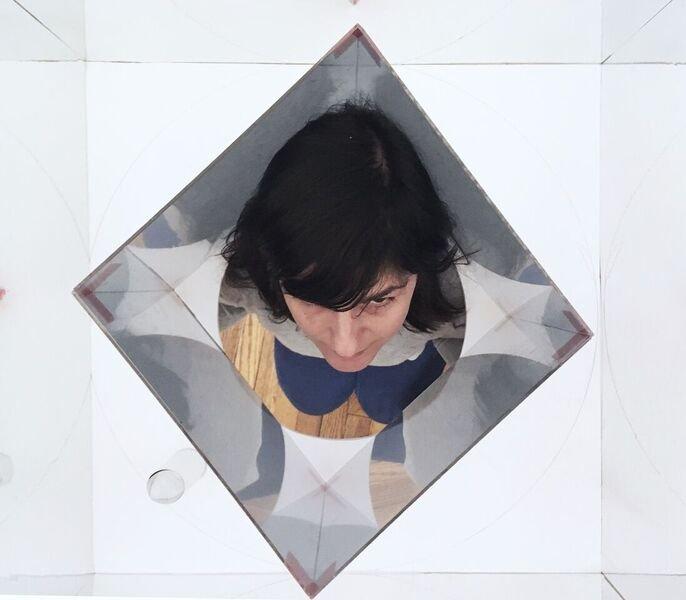 Zenovia Toloudi / Studio Z, Silo(e)scapes, prototype (interior vie w)